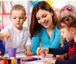 Nursery Teacher Training, NTT Teacher Training Course