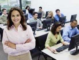 Online Course Computer Teacher Training