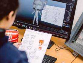 Online Multimedia and Animation course