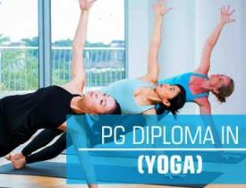 PG Diploma In Yoga Education Online course
