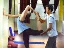Certificate in Yoga Therapy