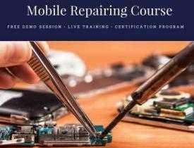 Certificate Course in Mobile Repairing online