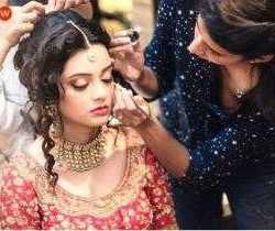 Bridal Fashion and Photographic Makeup Artist