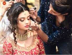 Bridal Fashion and Photographic Makeup Artist