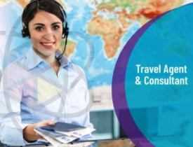 Online Course travel consultant