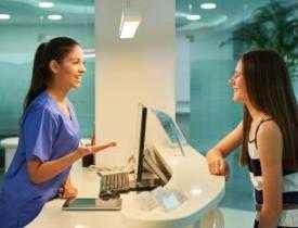 Receptionist Online Course