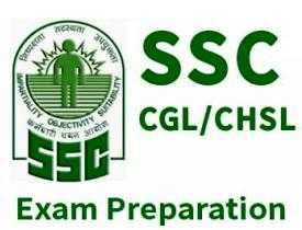 SSC CGL & CHSL Study Material