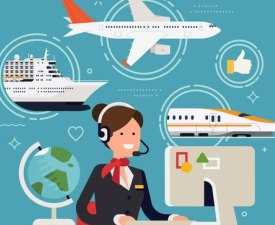 Online Courses Diploma in Tour & Travel Agent